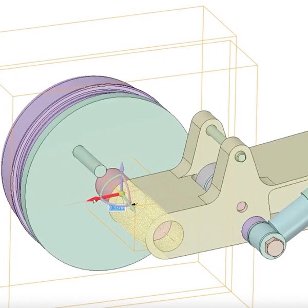 Pervasive 3-D Modeling with ANSYS SpaceClaim